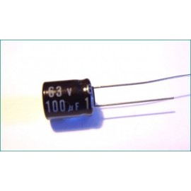 100uF / 63 Vdc ROE EKE (off)