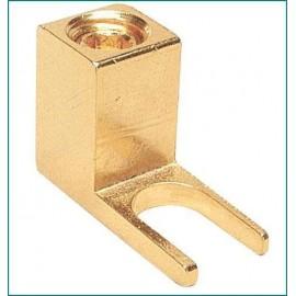 Fork Adapter Slim Gold