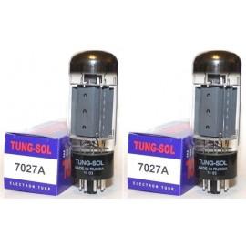 7027 Tung-Sol Coppia/pair