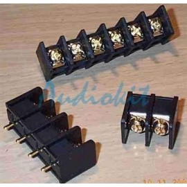 DT55-4  PCB Screw Terminal Gold