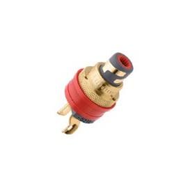 WBT-0210 Cu Ms  RCA Socket (COPPIA)