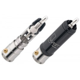 WBT-0152 Ag  RCA plug (4 PIECES)