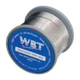 WBT-0820 - 250 gr Tin Silver Solder mm 0,8 dia