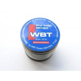 WBT-0825 - 250 gr LEAD FREE Tin Silver Solder mm 0,8 dia