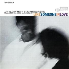 ART BLAKEY AND THE JAZZ MESSENGERS - LIKE SOMEONE IN LOVE (LP)