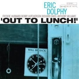 "ERIC DOLPHY - ""OUT TO LUNCH!"" (LP)"