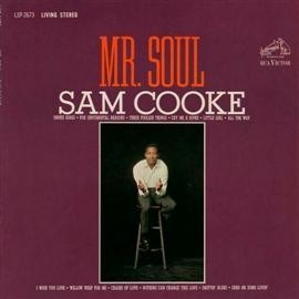 Sam COOKE - MR. SOUL (LP)