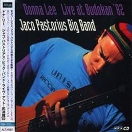 Jaco PASTORIUS BIG BAND - DONNA LEE Live at Budokan '82 - (CD)