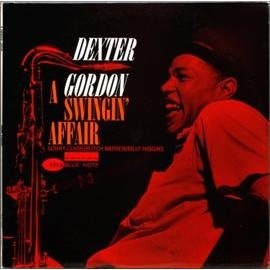 Dexter GORDON - A SWINGN' AFFAIR (LP)