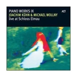 Joachim KUHN & Michael WOLLNY - PIANO WORKS IX live at Schloss Elmau (CD)