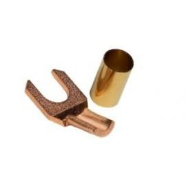 Cardas GRS 9C  Copper    Spade    9 mm
