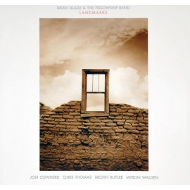 Brian Blade & The Fellowship Band - Landmarks (LP doppio))