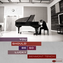 Benmont TENCH - YOU SHOULD BE SO LUCKY (2 LP)
