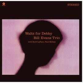 Bill EVANS TRIO - WALTZ FOR DEBBY (LP)