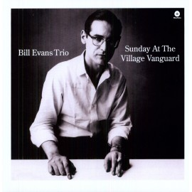 Bill EVANS TRIO - SUNDAY AT THE VILLAGE VANGUARD (LP)