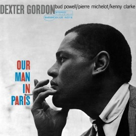 Dexter GORDON - OUR MAN IN PARIS (LP)