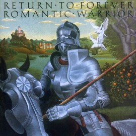 RETURN TO FOREVER - ROMANTIC WARRIOR (CD)