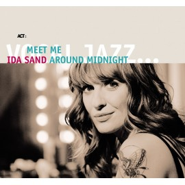 Ida SAND - MEET ME AROUND MIDNIGHT (CD)