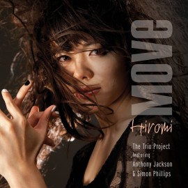 HIROMI THE TRIO PROJECT - MOVE (CD)