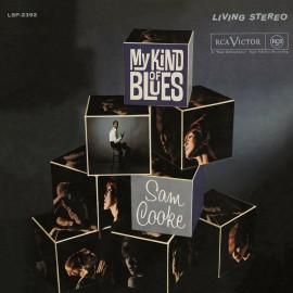 Sam COOKE - MY KIND OF BLUES (LP)