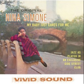 Nina SIMONE - MY BABY JUST CARES FOR ME (LP)