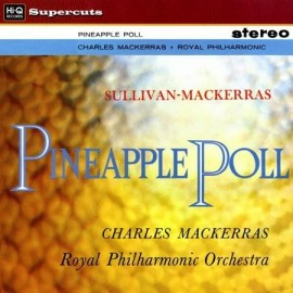 Charles MACKERRAS - ROYAL PHILHARMONIC ORCHESTRA - PINEAPPLE POLL (LP)