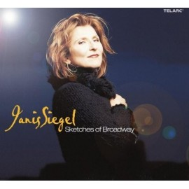 Janis SIEGEL - SKETCHES OF BROADWAYN (CD)