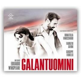 O.S.T. - Gabriele RAMPINO - GALANTUOMINI (CD)