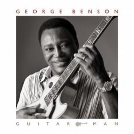 George BENSON - GUITAR MAN (CD)