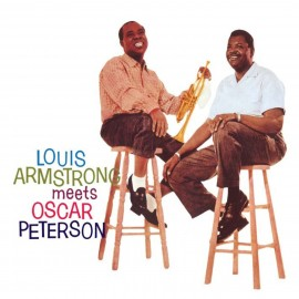 Louis ARMSTRONG meets Oscar PETERSON (LP)