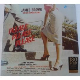 James BROWN - PLEASE PLEASE PLEASE (LP)