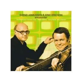 Svend ASMUSSEN & Eric ERICSON - ENCOUNTER (CD)