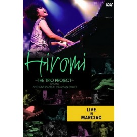 HIROMI THE TRIO PROJECT - LIVE IN MARCIAC (DVD)