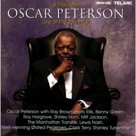 Oscar PETERSON - LIVE AT THE TOWN HALL (CD)