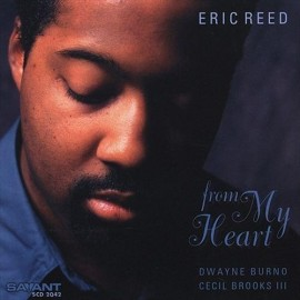 Eric REED - FROM MY HEART (CD)