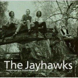 THE JAYHAWKS - TOMORROW THE GREEN GRASS (LP)