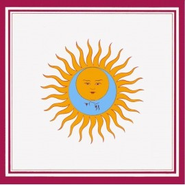 KING CRIMSON - LARKS' TONGUES IN ASPIC (LP)