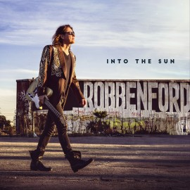 Robben FORD - INTO THE SUN (LP)
