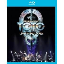 TOTO - 35Th ANNIVERSARY LIVE IN POLAND (BLURAY)