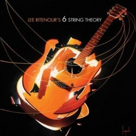 Lee RITENOUR'S - 6 STRING THEORY (CD)