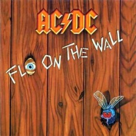 AC/DC - FLY ON THE WALL (LP)