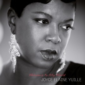 Joyce Elaine YUILLE - WELCOME TO MY WORLD (LP)