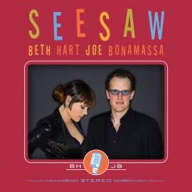 Beth HART, Joe BONAMASSA - SEESAW (LP)