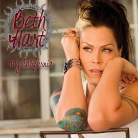 Beth HART - MY CALIFORNIA (LP)