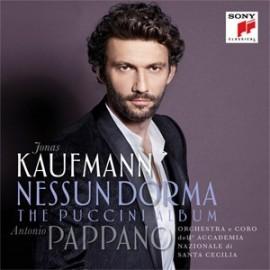 "Jonas KAUFMANN - NESSUN DORMA ""THE PUCCINI ALBUM"" (2 LP)"