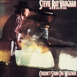 Stevie Ray VAUGHAN and DOUBLE TROUBLE - COULDN'T STAND THE WEATHER (2 LP)