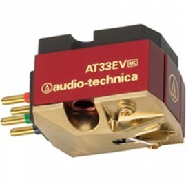 AT-33EV (MC cartridge Audiotechnica)