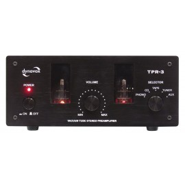TPR3 Dynavox tubes Pre Line-MM-MC