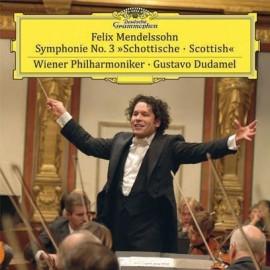 Felix MENDELSSOHN - WIENER PHILHARM. - Gustavo DUDAMEL - SYMPHONIE No.3 SCOTTISH (LP)