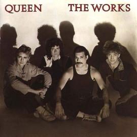QUEEN - THE WORKS (LP)